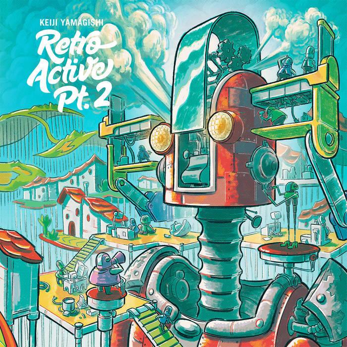 Retro-Active Pt. 2 by Keiji Yamagishi