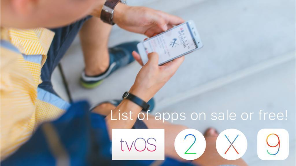 37 iOS and Mac Apps on Sale or Free