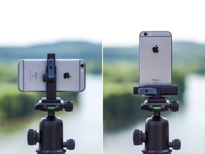 The All New Glif Tripod Mount, Handle and Wrist Wrap
