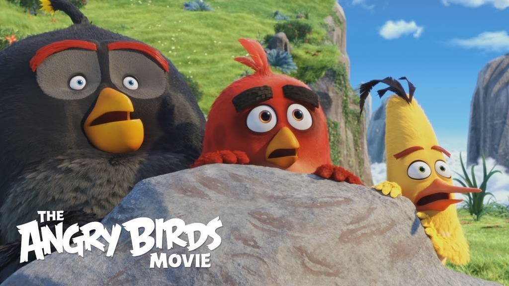 Angry Brids Movie, the Theatrical Trailer Is Out