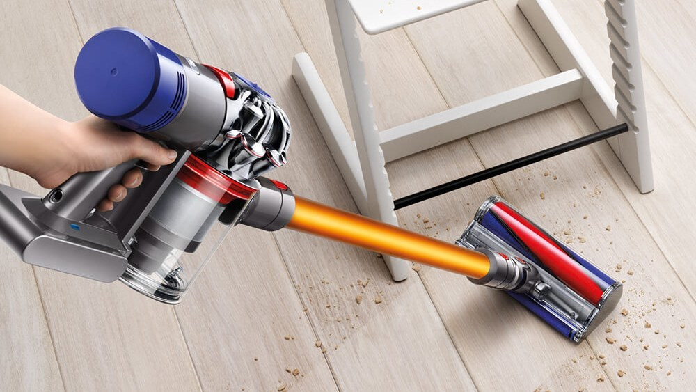 Dyson Launches New V8 Cordless Vacuums With More of Everything!