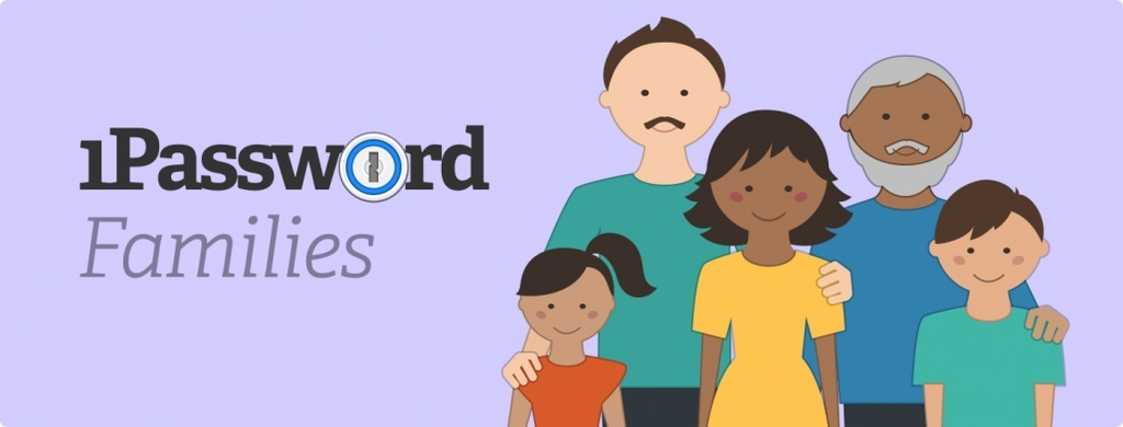 1Password Now Offering Family Teams for 5$ per Month