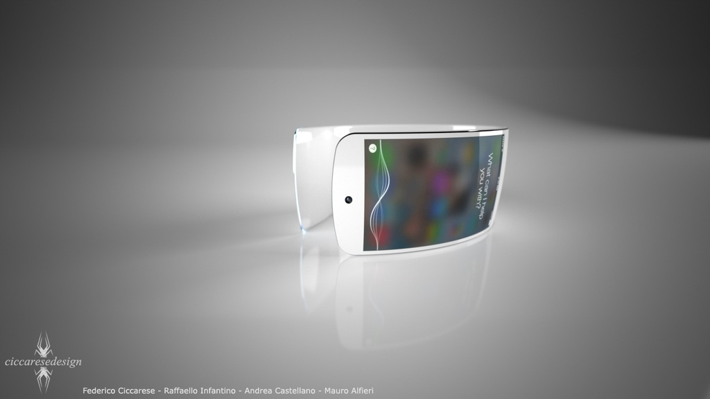  Watch prototype design