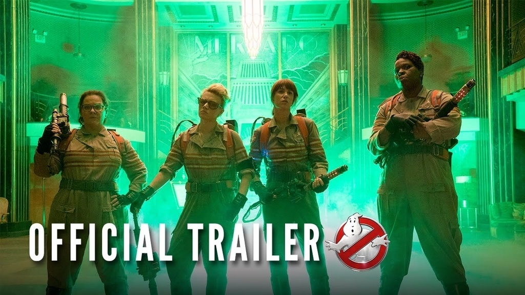 The New Ghostbusters Trailer Is Here (Finally!)
