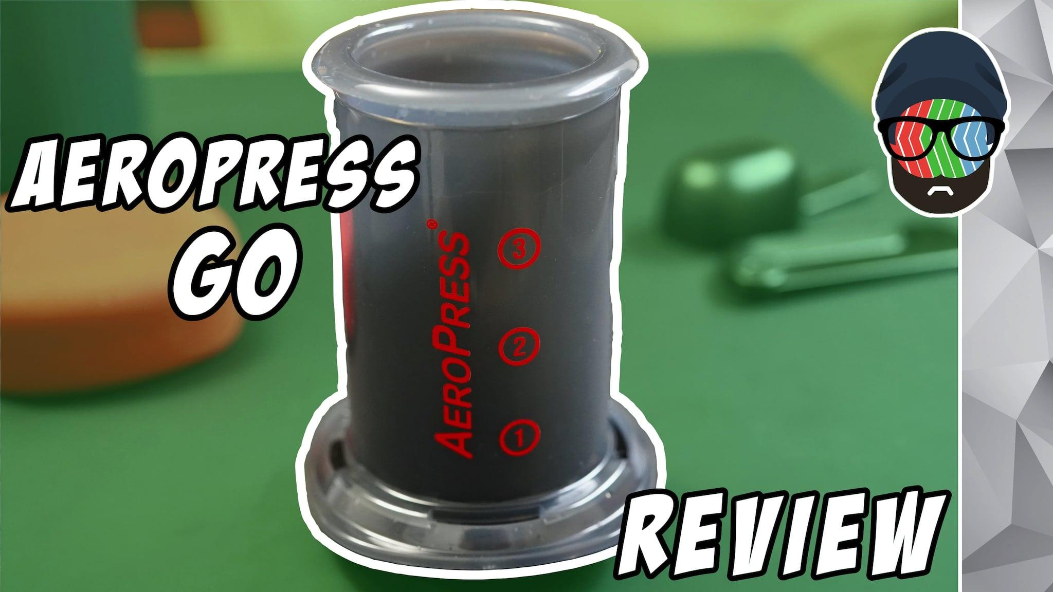 Aeropress Go, a Great Design Made Even Better [Review]