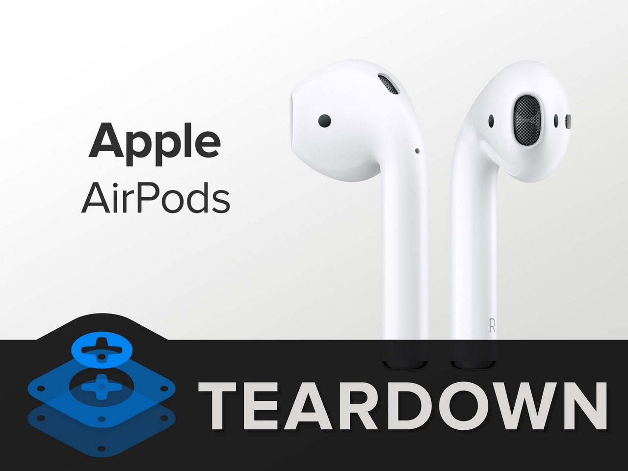 iFixIt Tears Down the AirPods