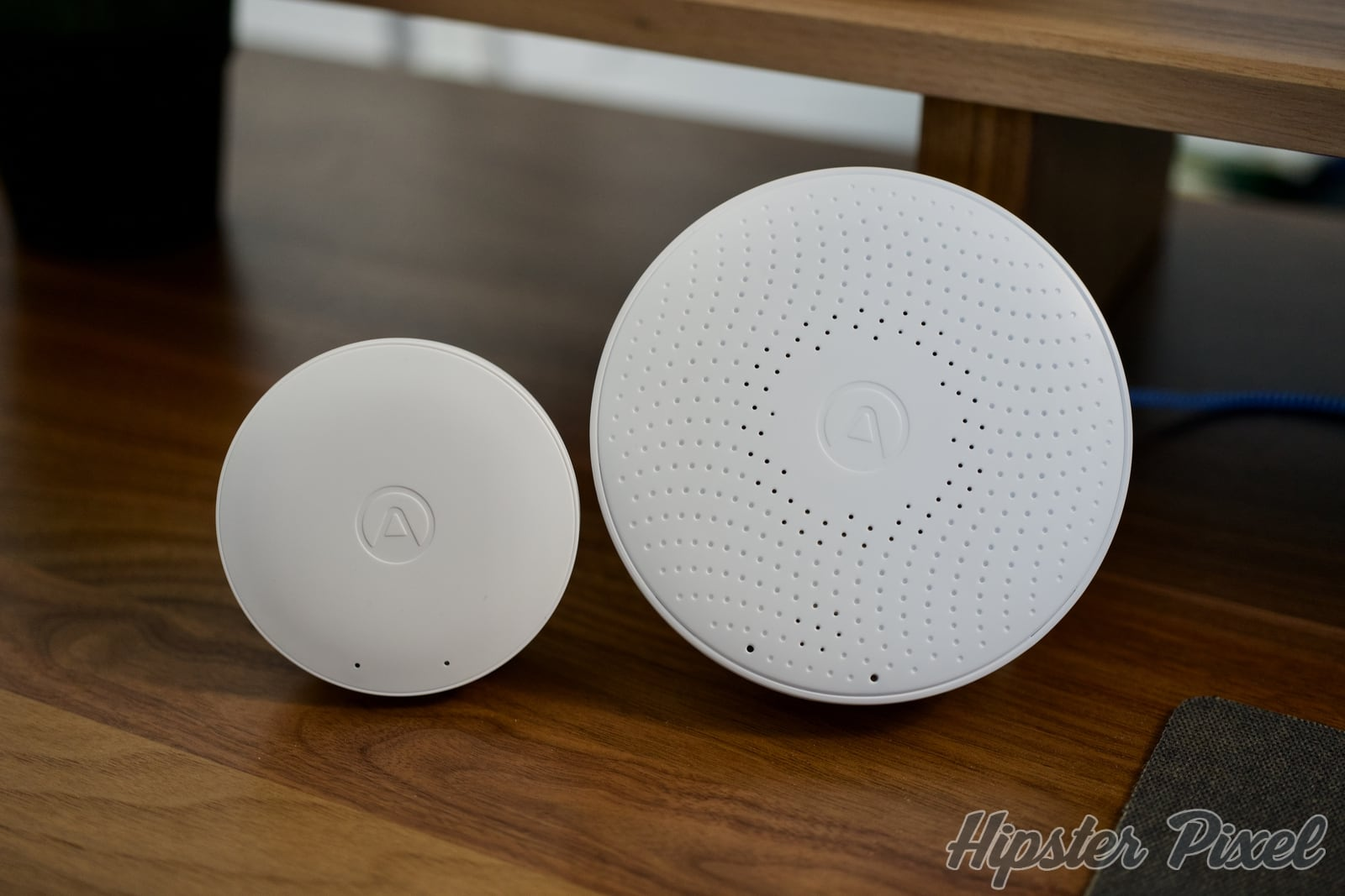 Airthings Wave Mini and big brother Wave Plus