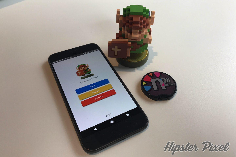 N2 Elite, Amiibo Backup Solution Review