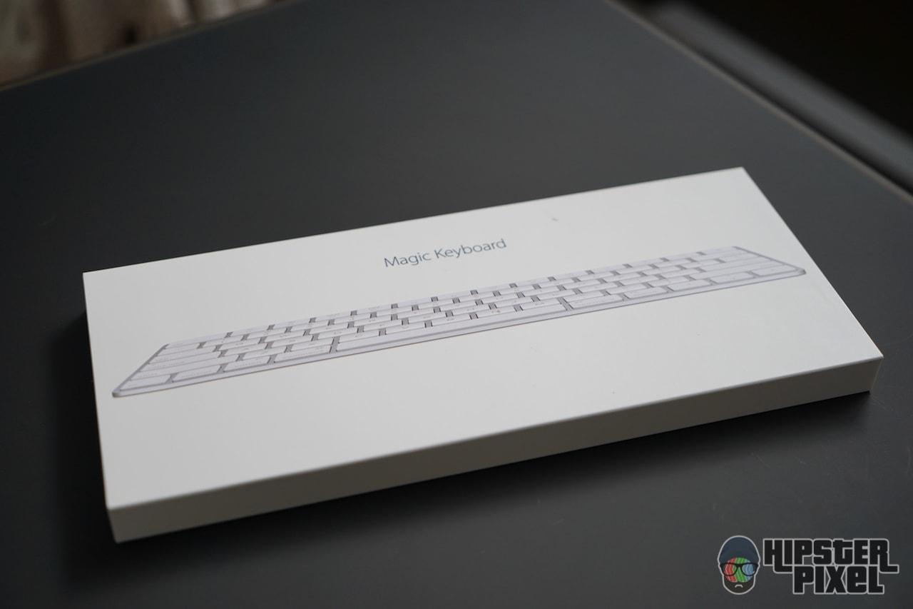 Apple Magic Keyboard's box