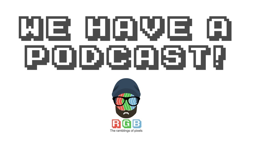 We Have a Podcast!