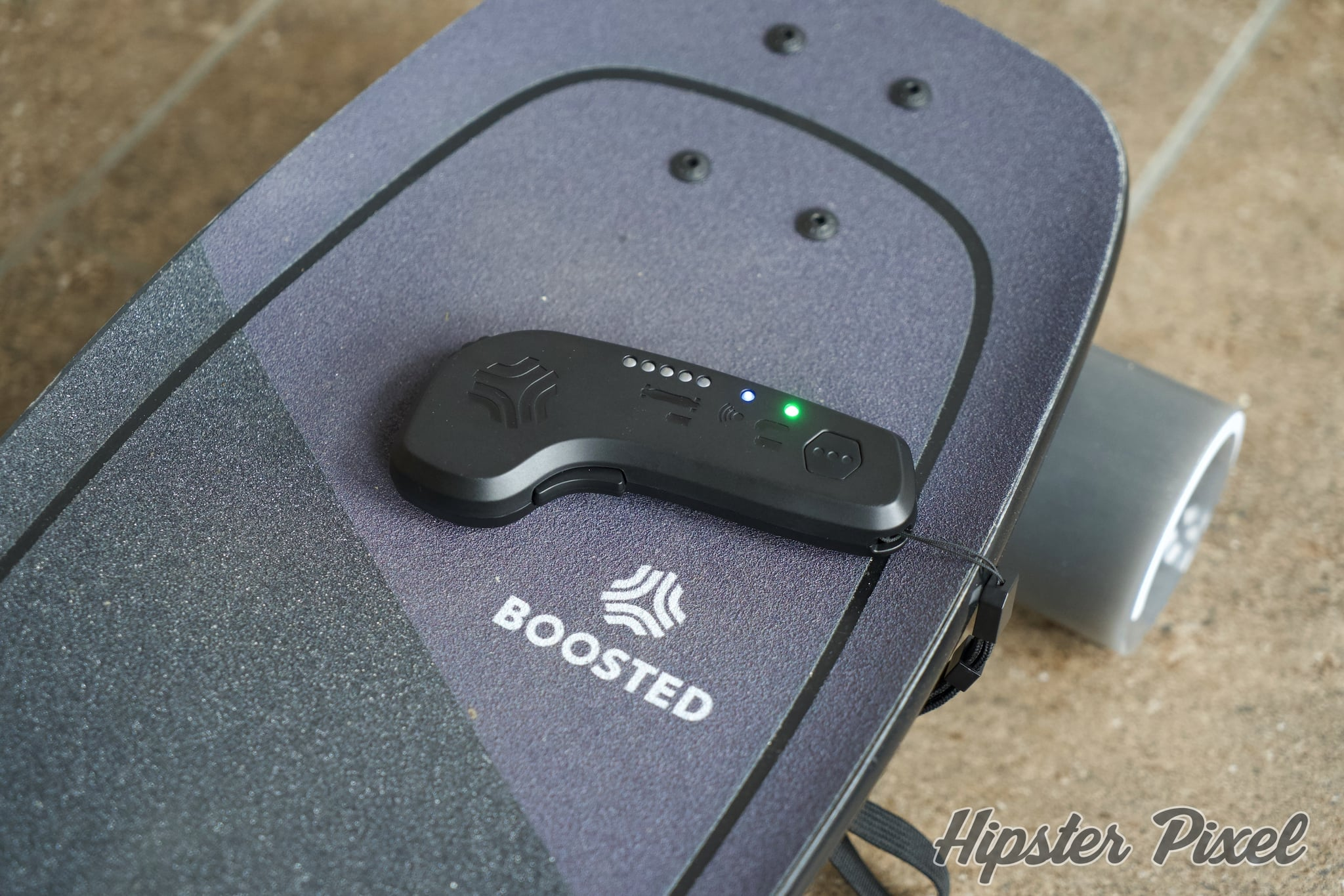 Boosted Remote