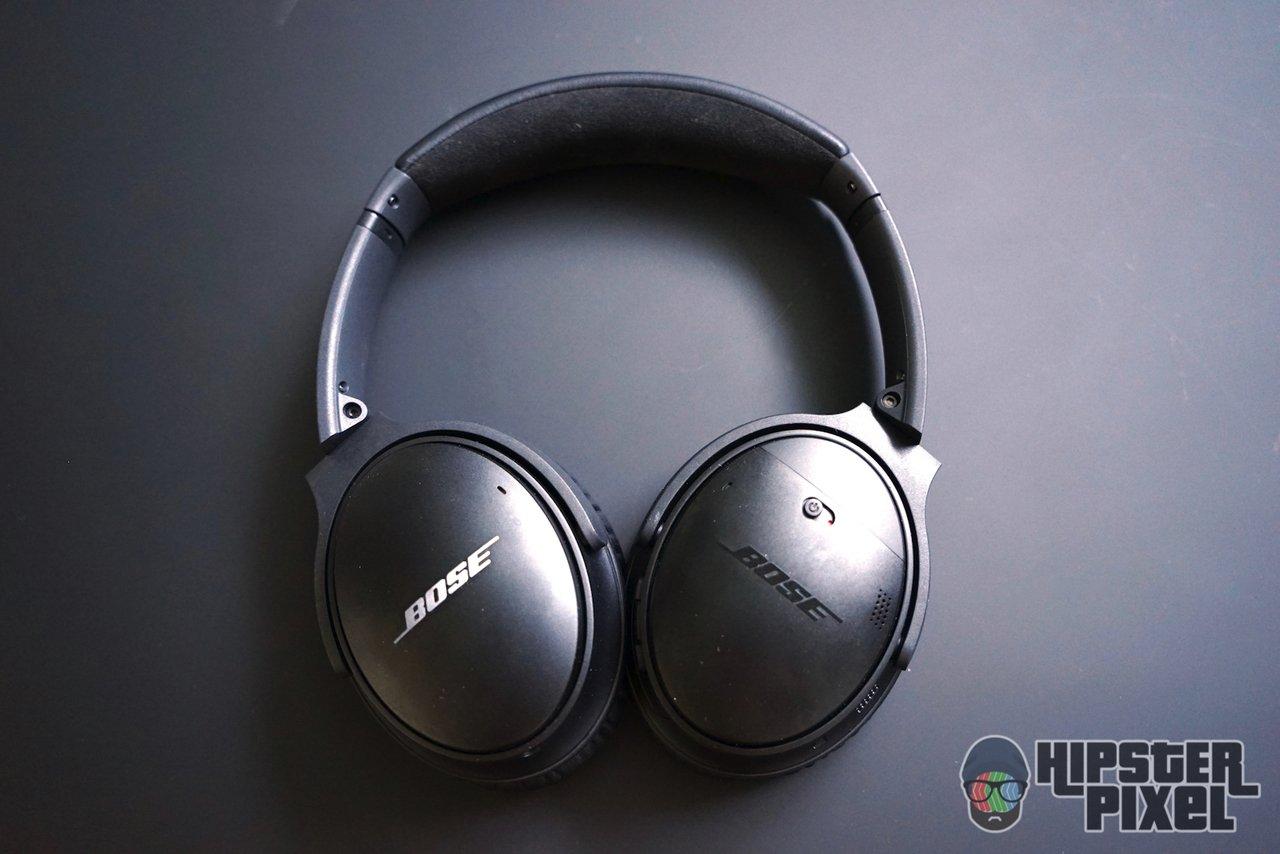 Bose QC35 Wireless Headphones Review