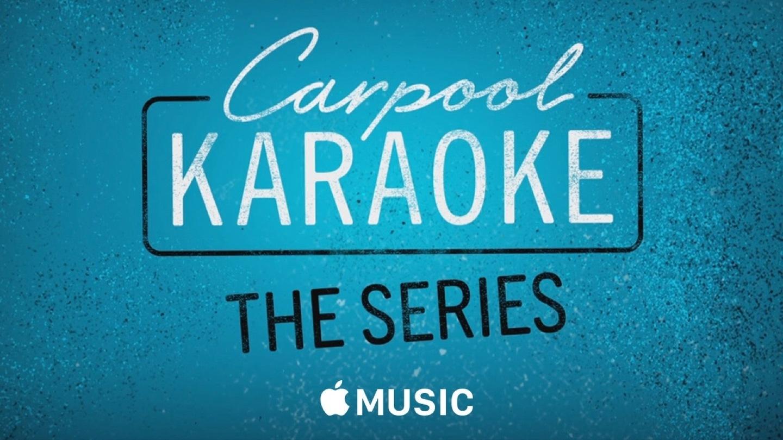 Carpool Karaoke: the Series Trailer