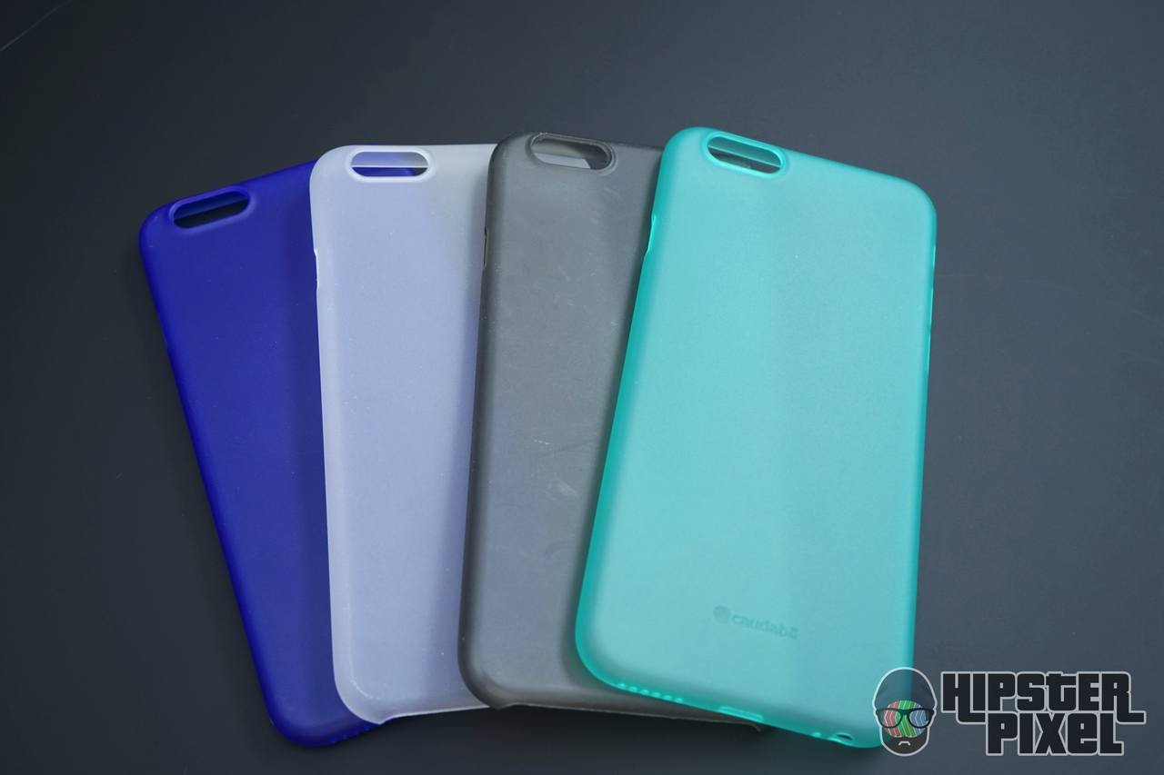 Caudabe Minimal Veil and Veil XT Cases Review for iPhone 6S