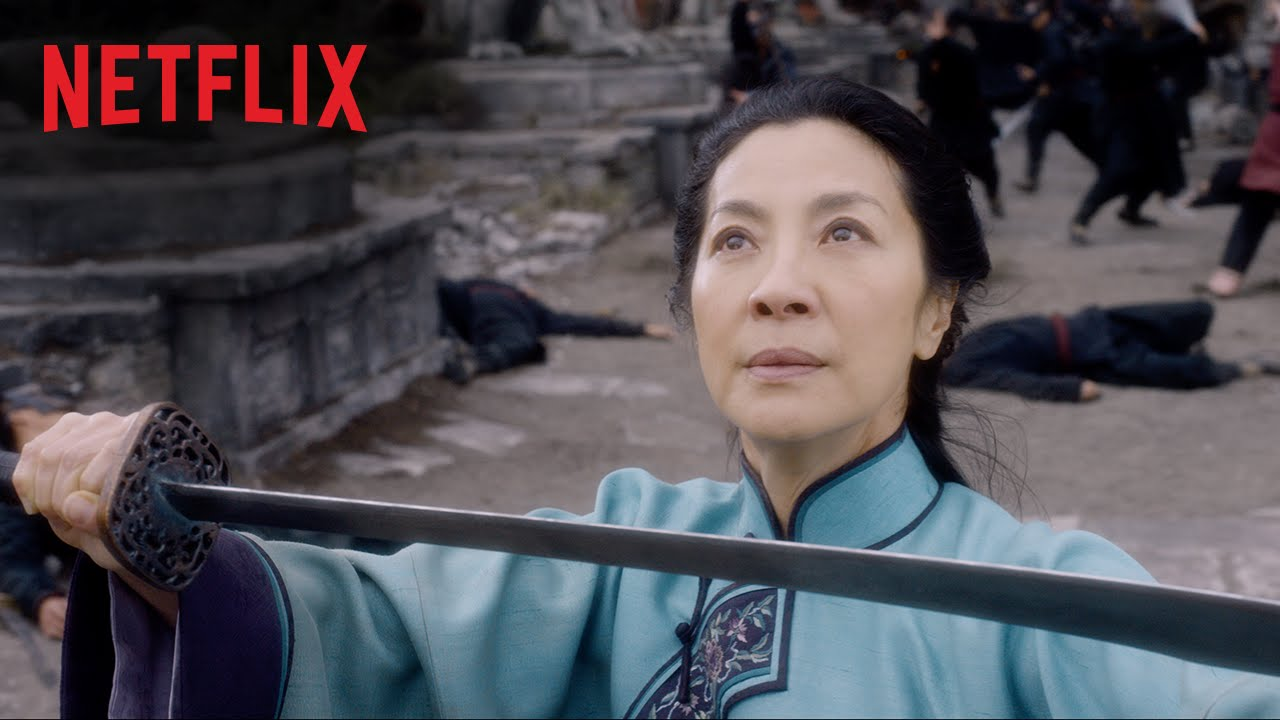 Crouching Tiger, Hidden Dragon Sequel Has an Epic Trailer