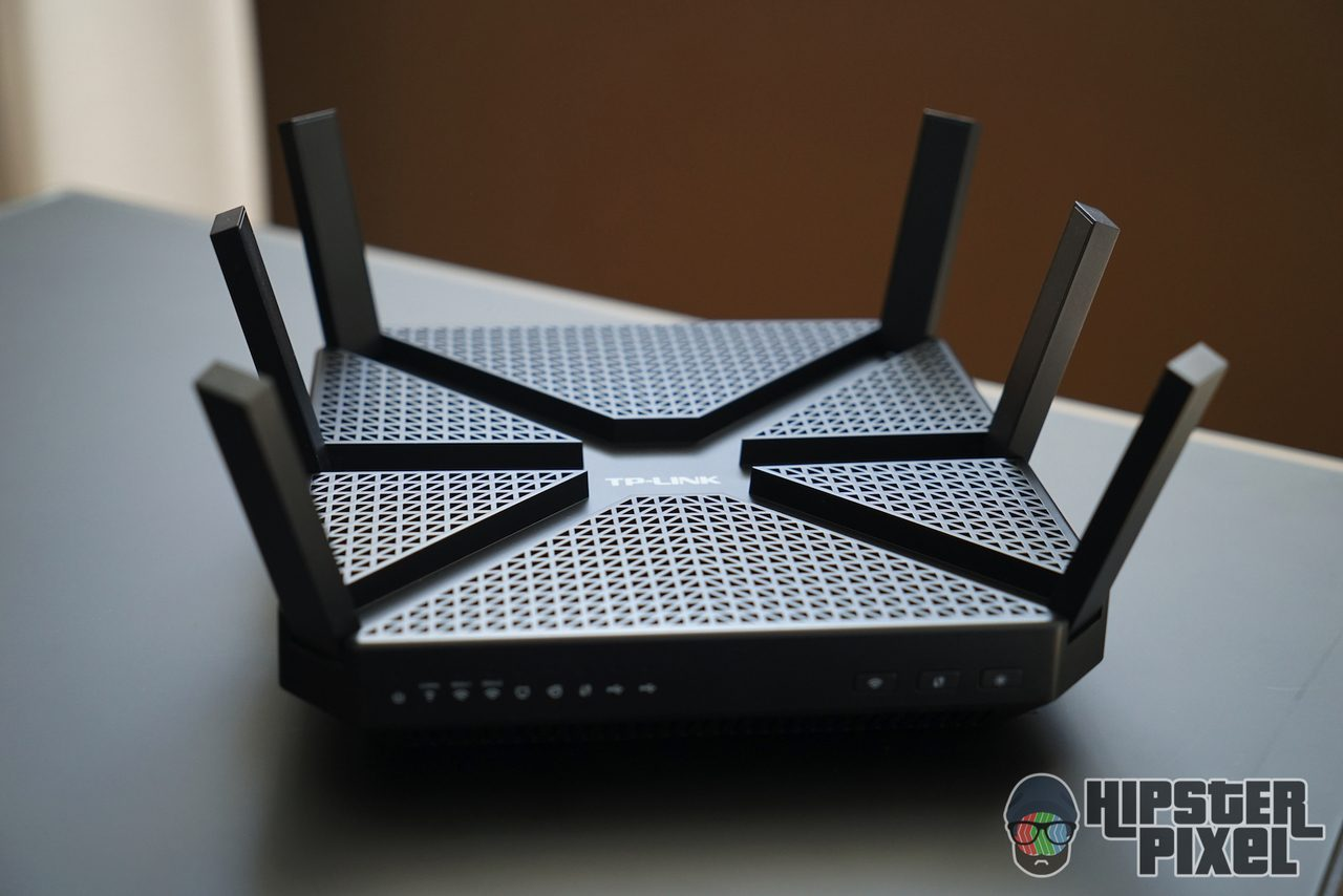 TP-Link AC3200 Wireless Tri-Band Gigabit Router Review
