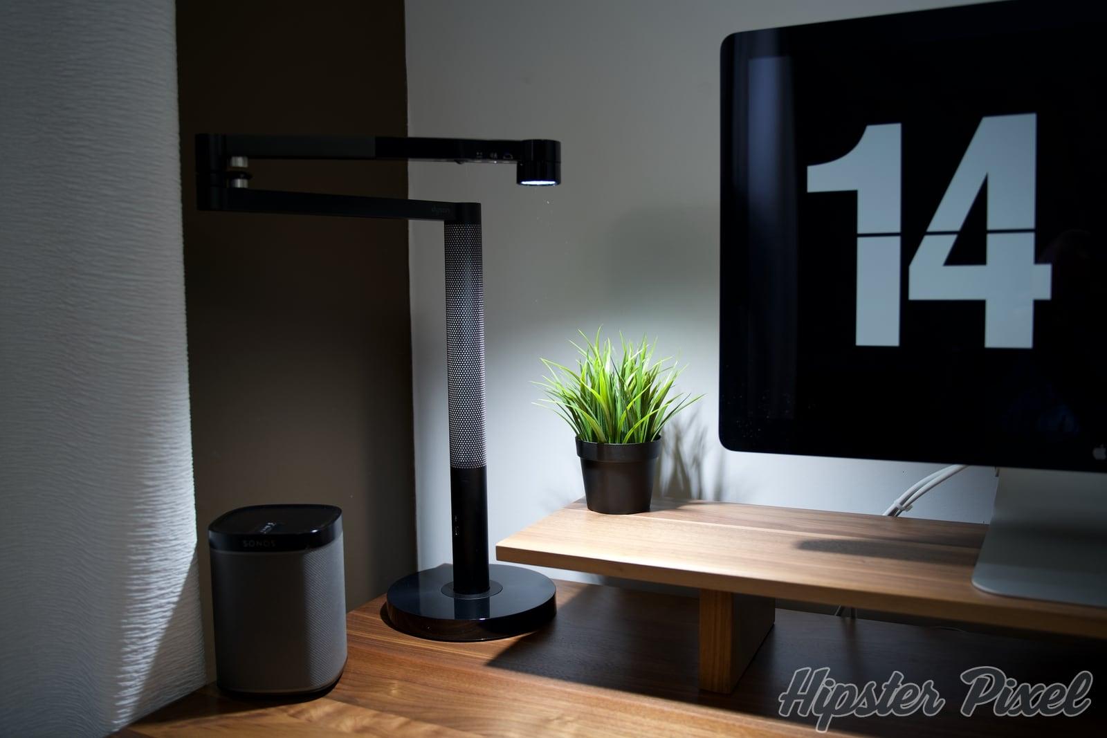 Dyson Lightcycle Morph Desk, a Crazy Light [Review]