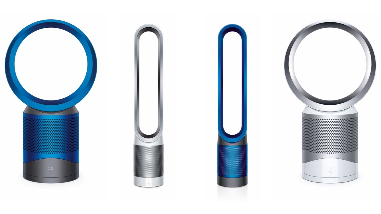 Dyson Releases Its First Connected Appliance, the Pure Cool Link