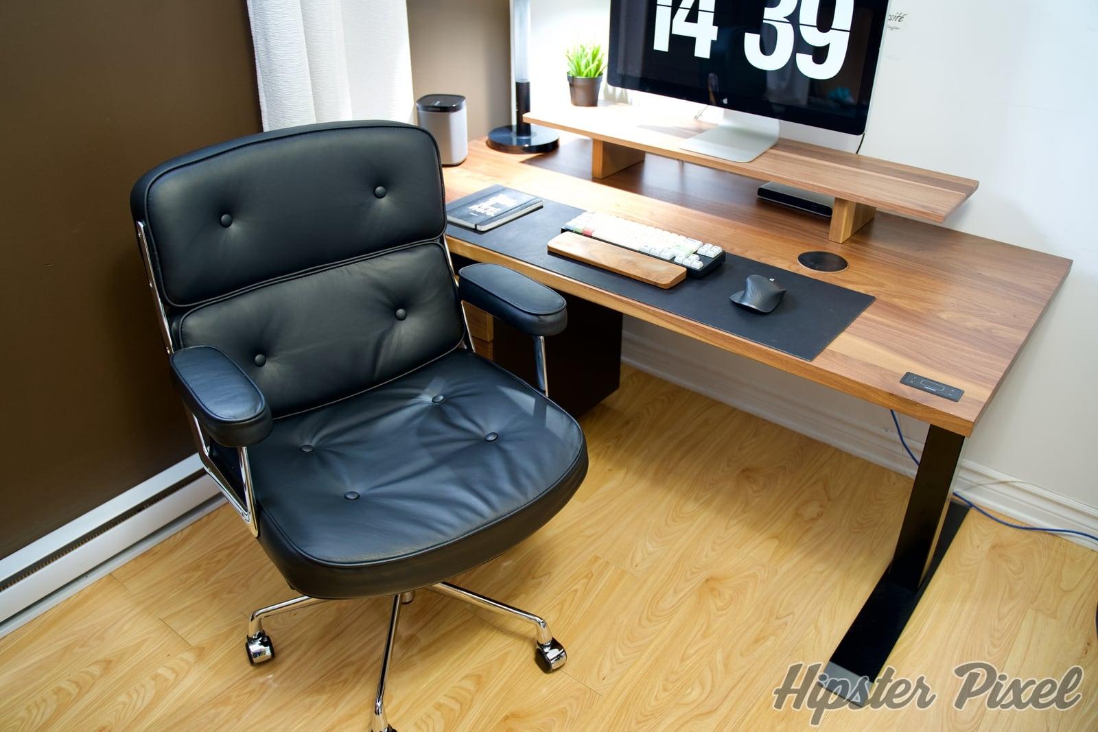 Eames Executive Chair, a Mid-Century Modern Computer Chair [Review]