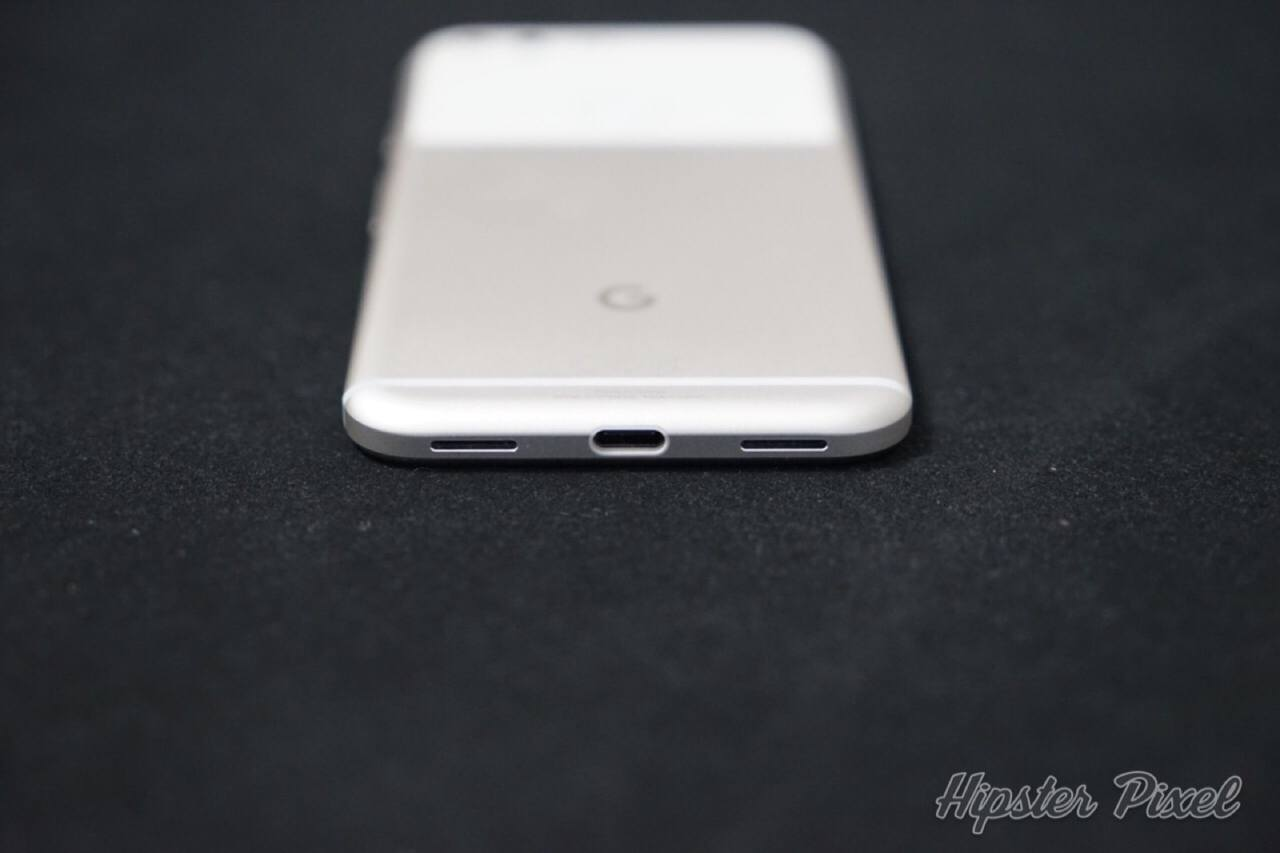 Google Pixel with USB-C Connector
