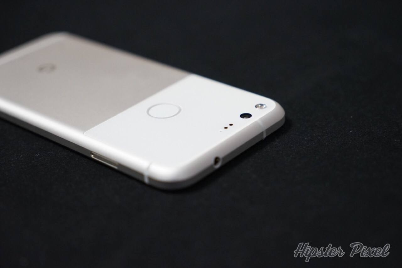 Google Pixel with its Camera