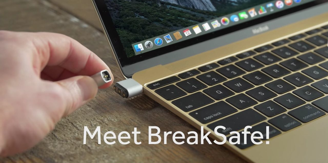 Griffin BreakSafe, the MagSafe for Your MacBook Is Out