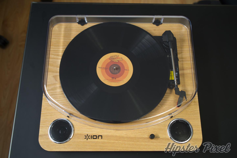 IonAudio Max LP USB Turntable Review
