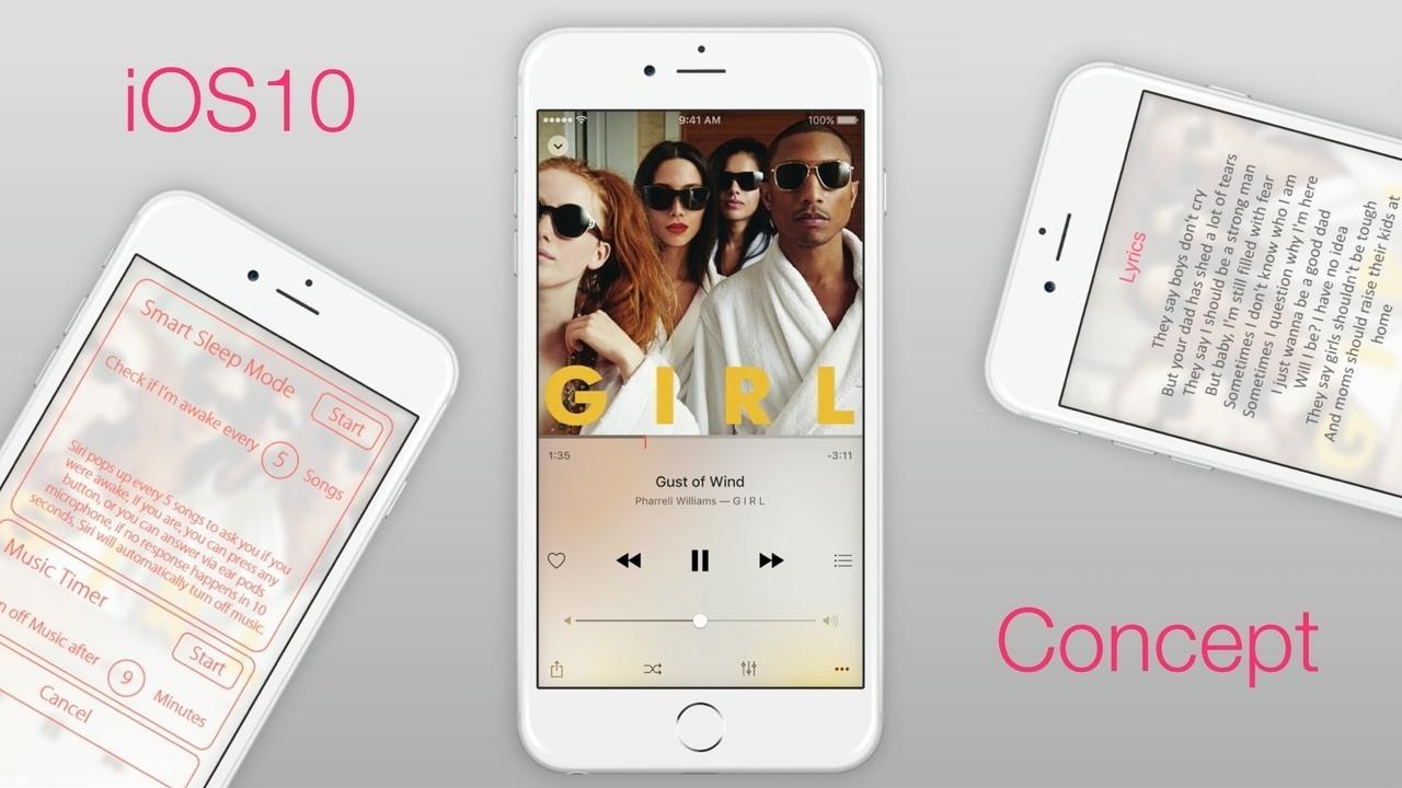 A Designer's View of iOS 10