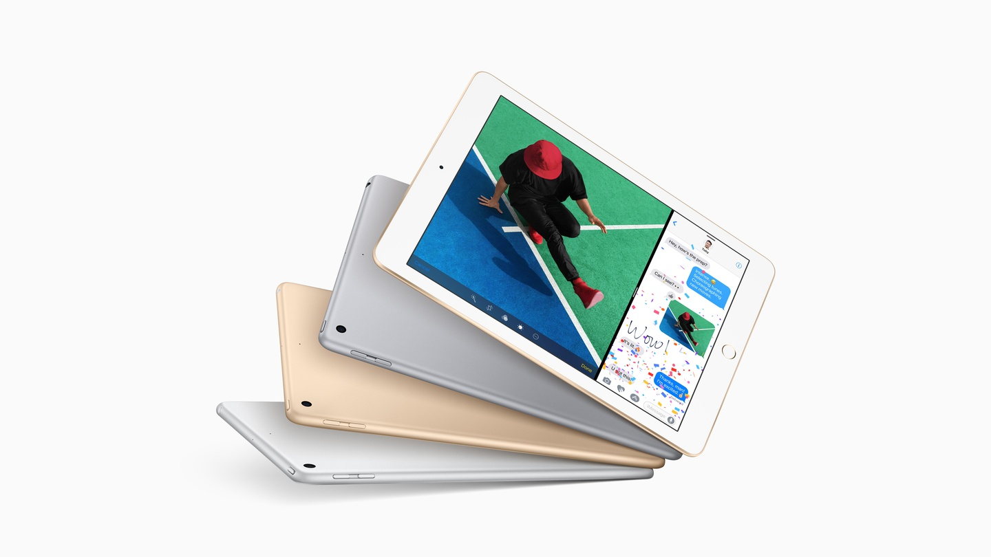 Apple Updates the iPad Air 2 Specs and Changes Its Name