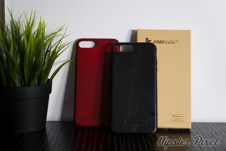 Jisoncase Leather Case