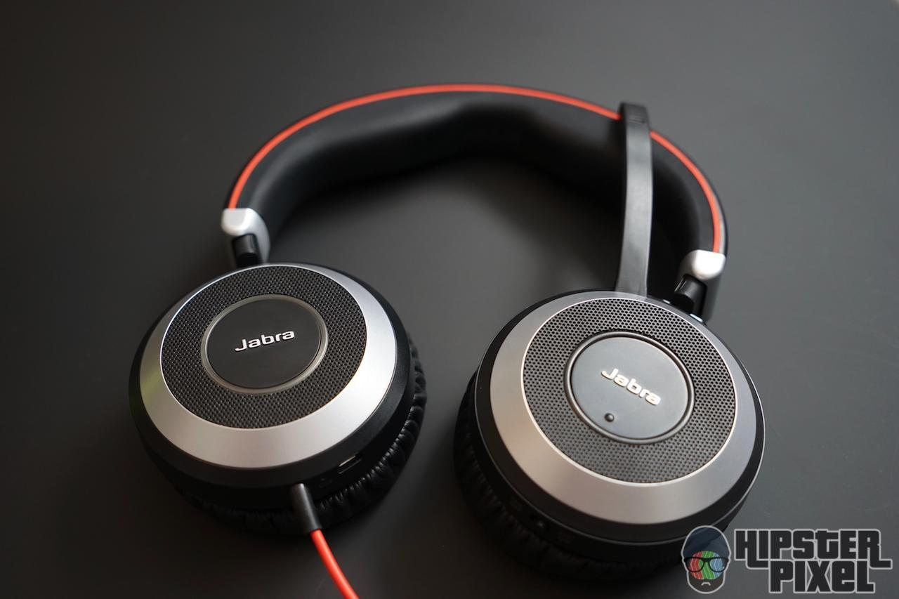 Jabra Evolve 80 Review, a Noise Cancelling Headset