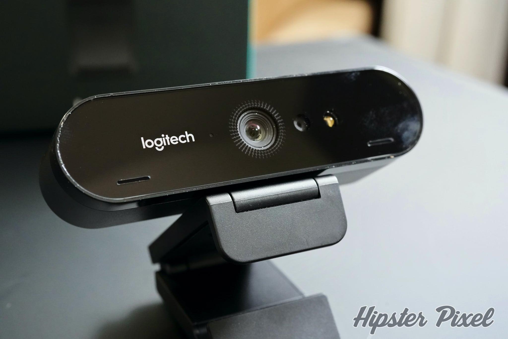 Logitech Brio Ultra HD Pro Webcam Review