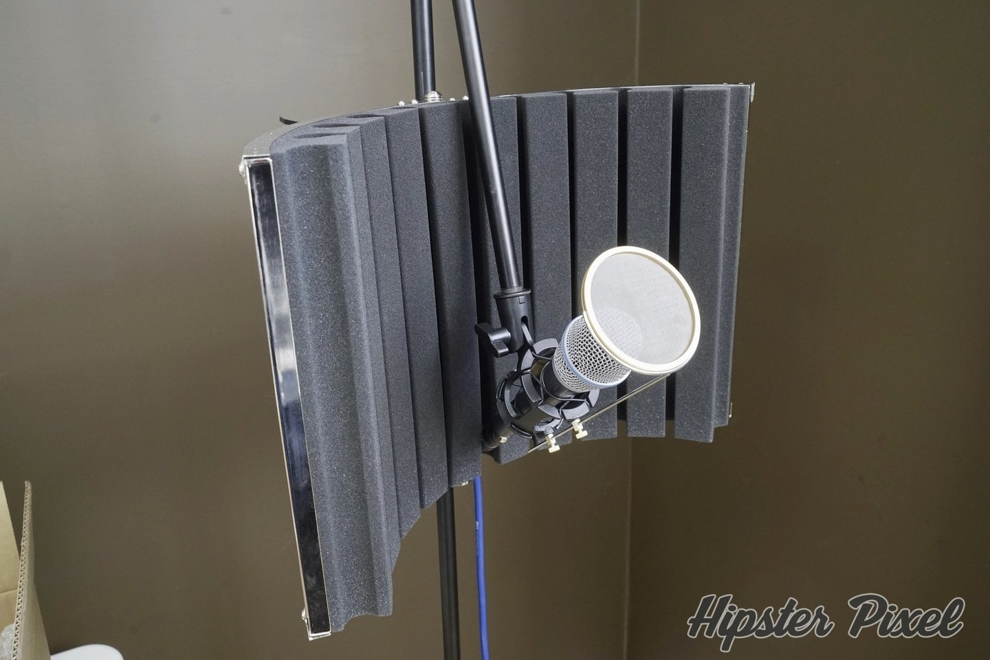 LyxPro VRI-30 with Shure Beta 87a