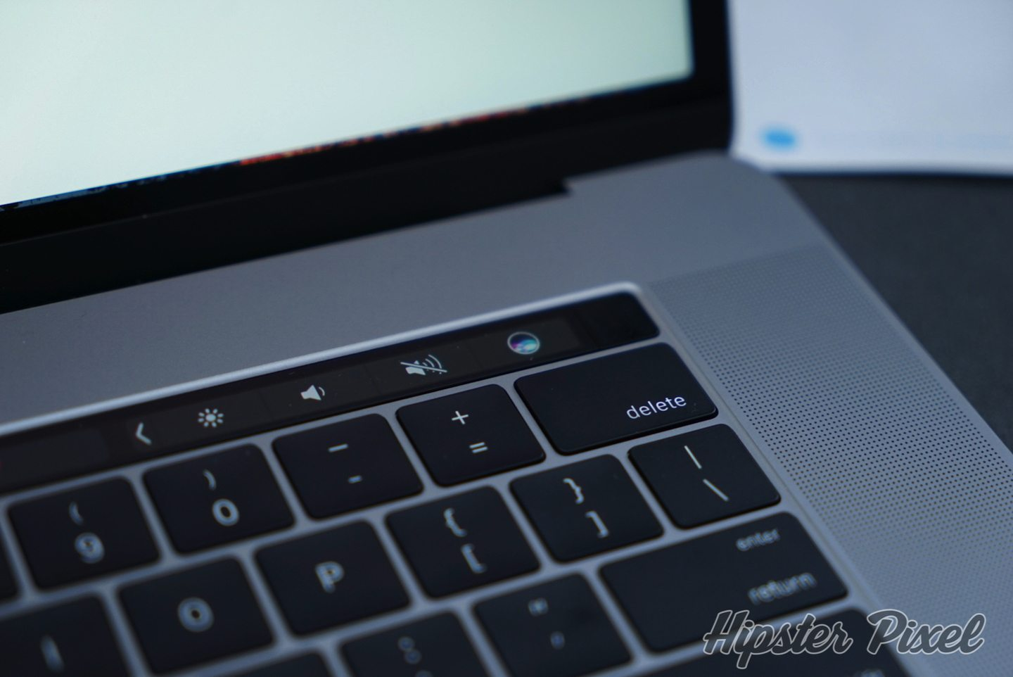 Finally Touch ID on a Mac!