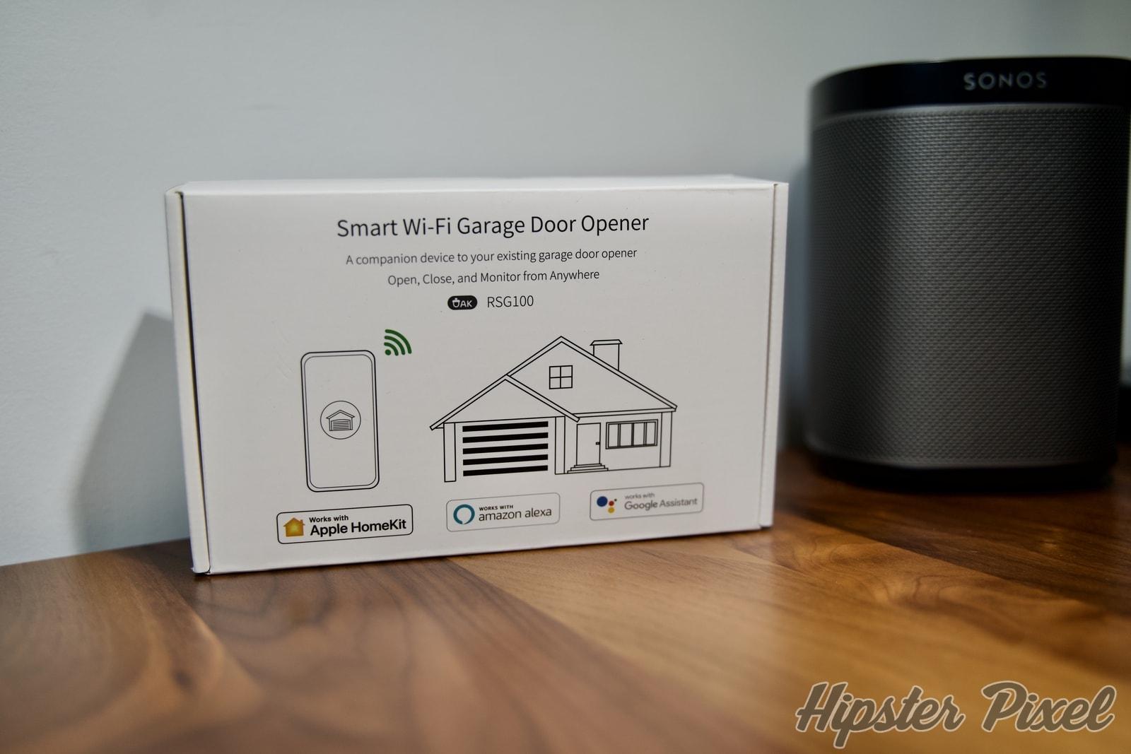 Meross Smart Wi-Fi Garage Door Opener Review