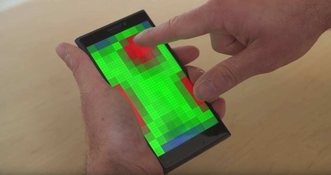 Microsoft Demos Impressive Hover Technology for Touch Screens