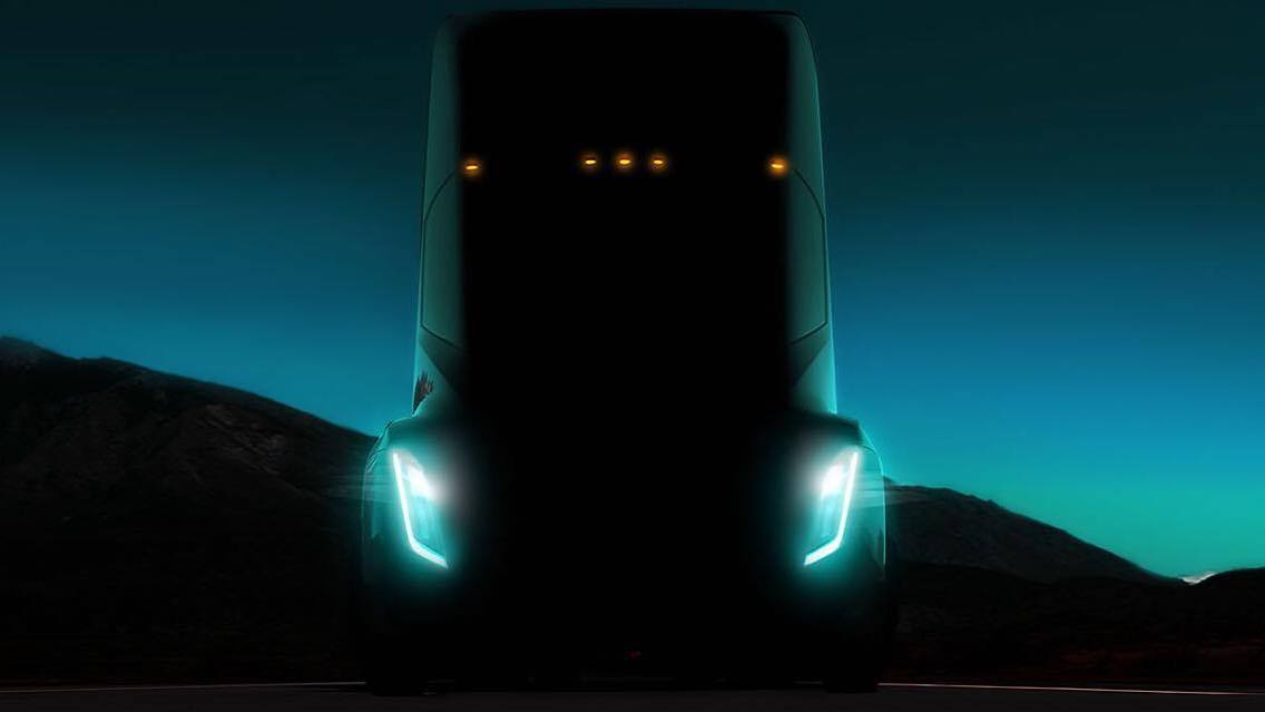 Tesla to Unveil its Semi Truck on October 26th