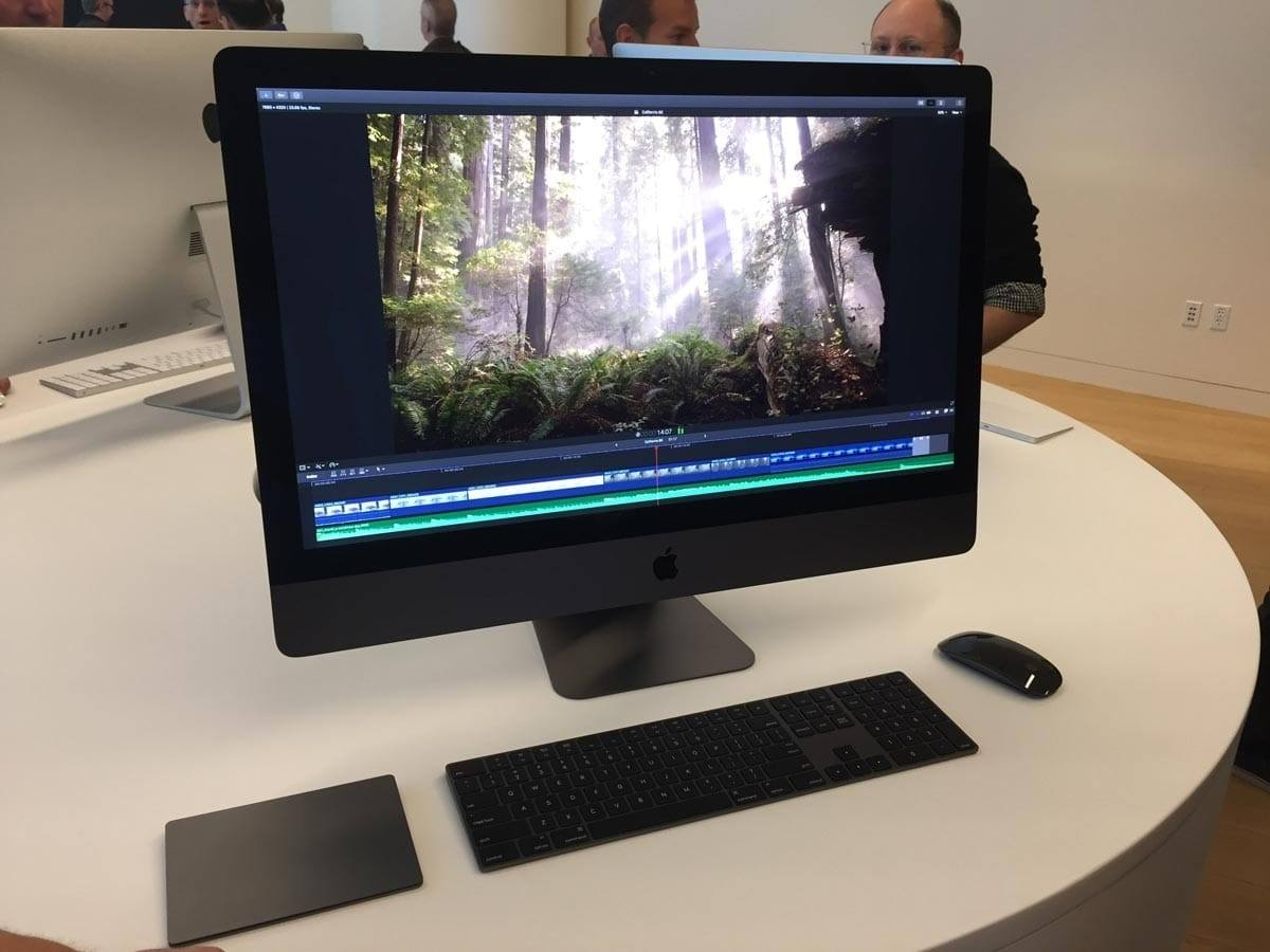 iMac Pro Makes First Appearance at Final Cup Pro X Creative Summit