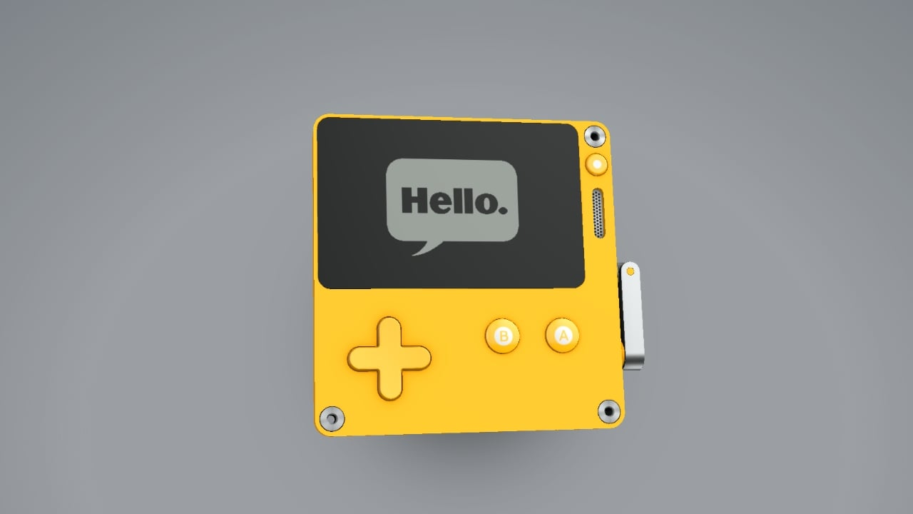 Panic to Release a Handheld Gaming Console, with a Crank!