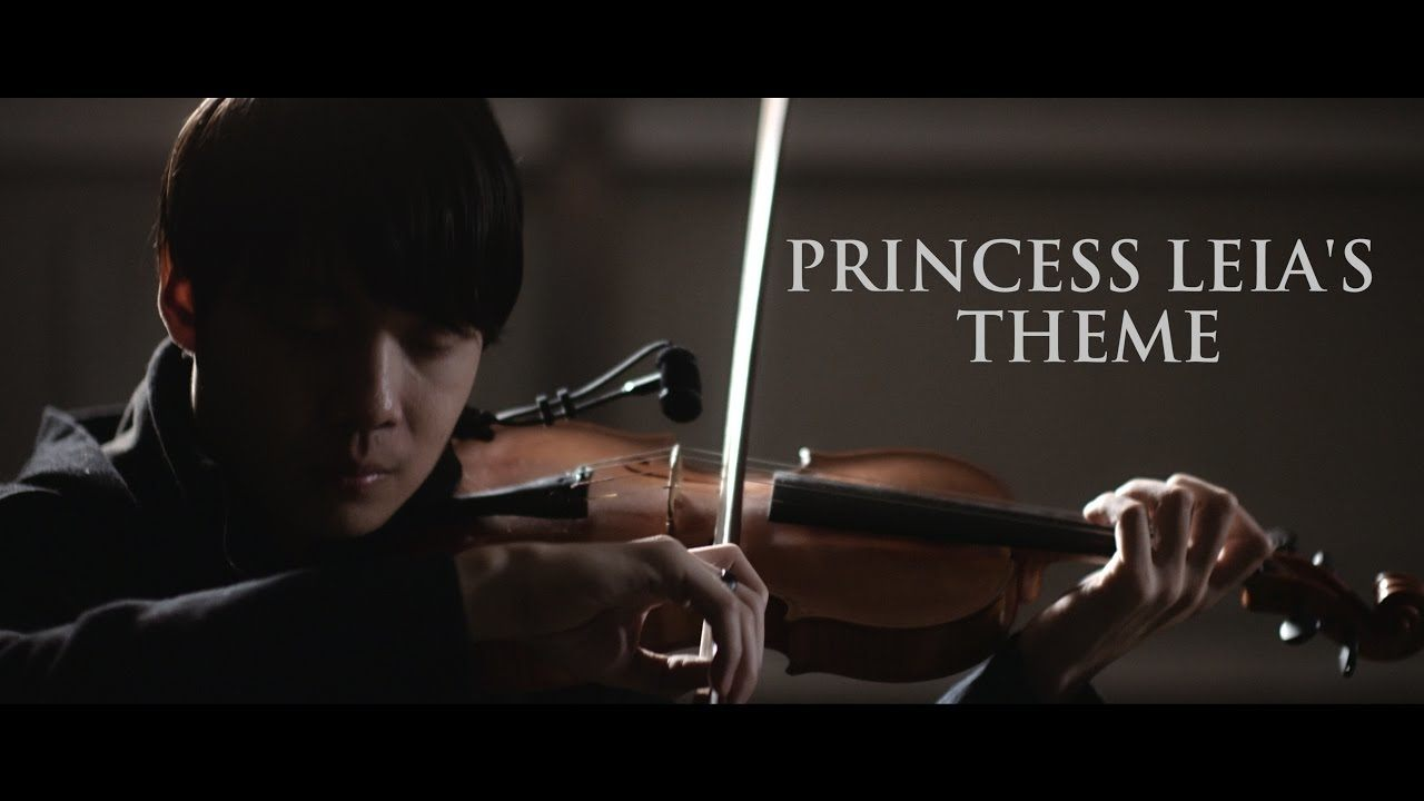 Princess Leia's Theme, Classical Tribute