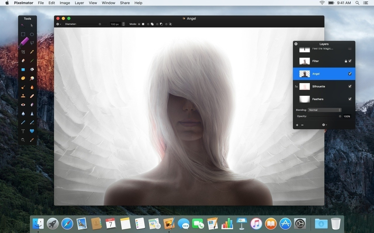Pixelmator for OS X (Short) Review