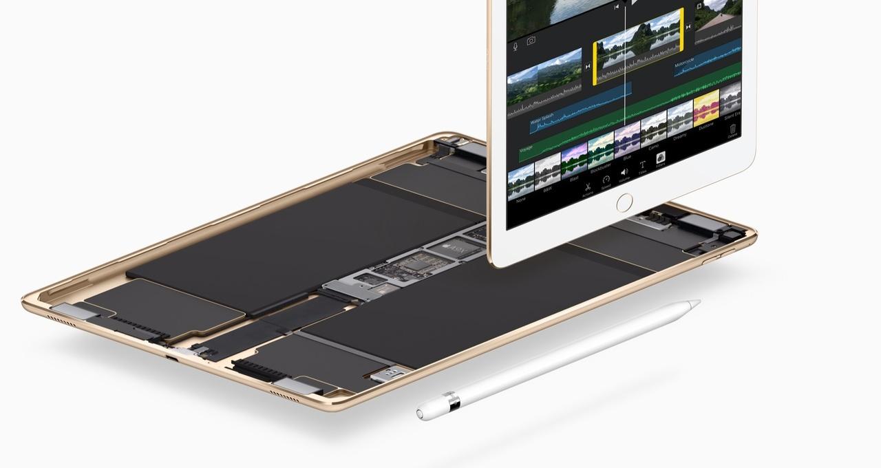 "iPad Pro 9.7"" Insides"