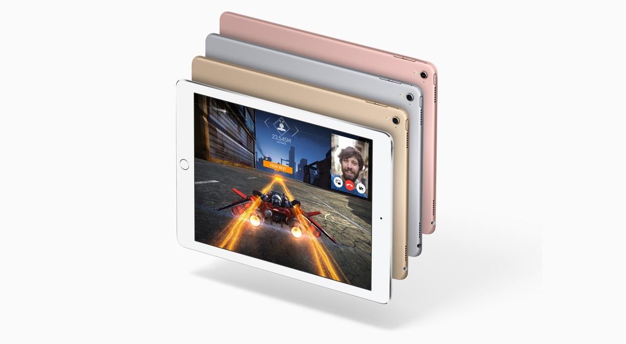 "iPad Pro 9.7"" Colors"