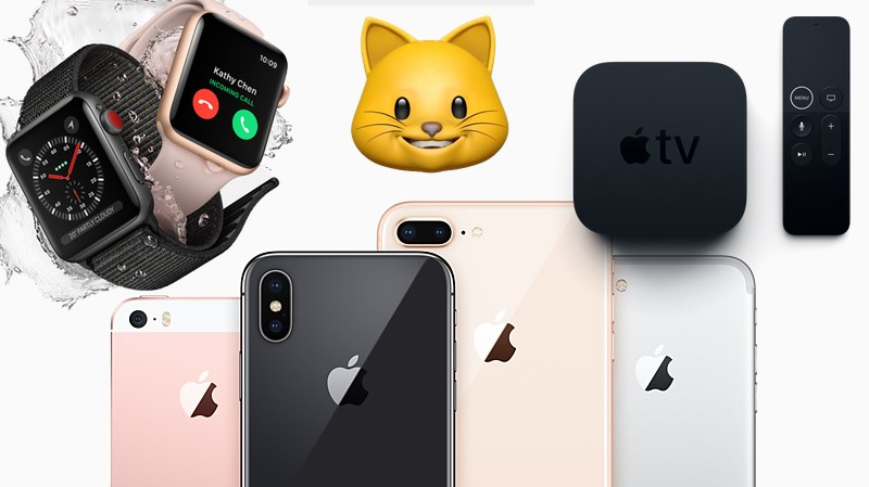 September 2017 iPhone Event Impressions