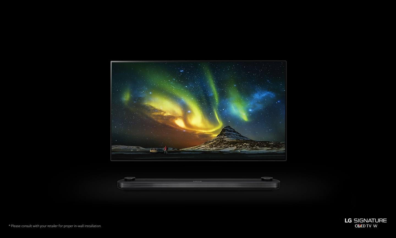 Pre-Order Price of the LG Wallpaper OLED 4K TV Revealed!