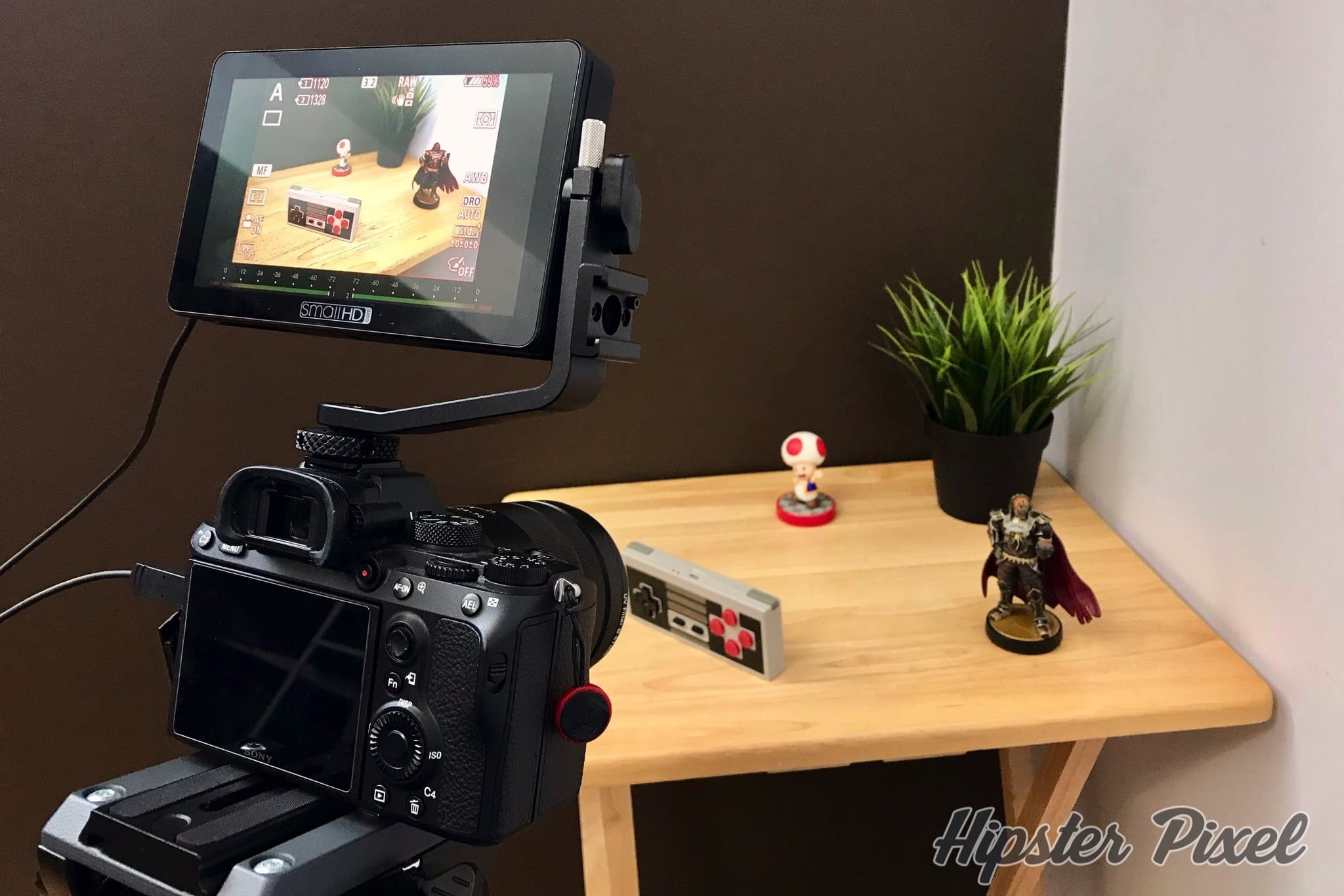 SmallHD FOCUS OLED 5.5-inch Monitor Review