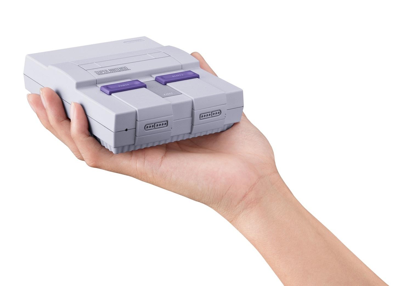 Nintendo SNES Classic on It's Way!