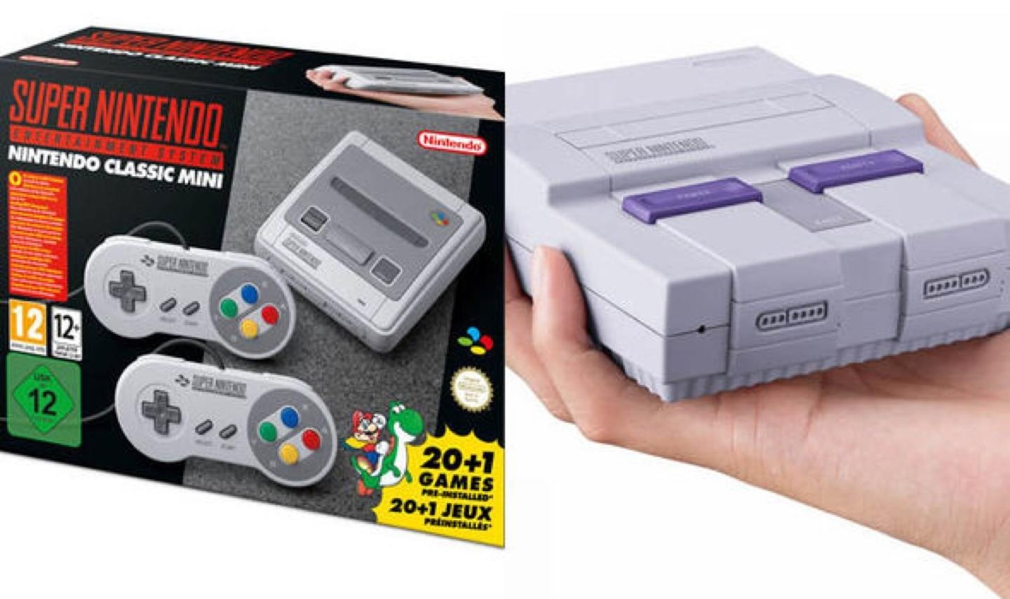 Where to Buy the SNES Classic?
