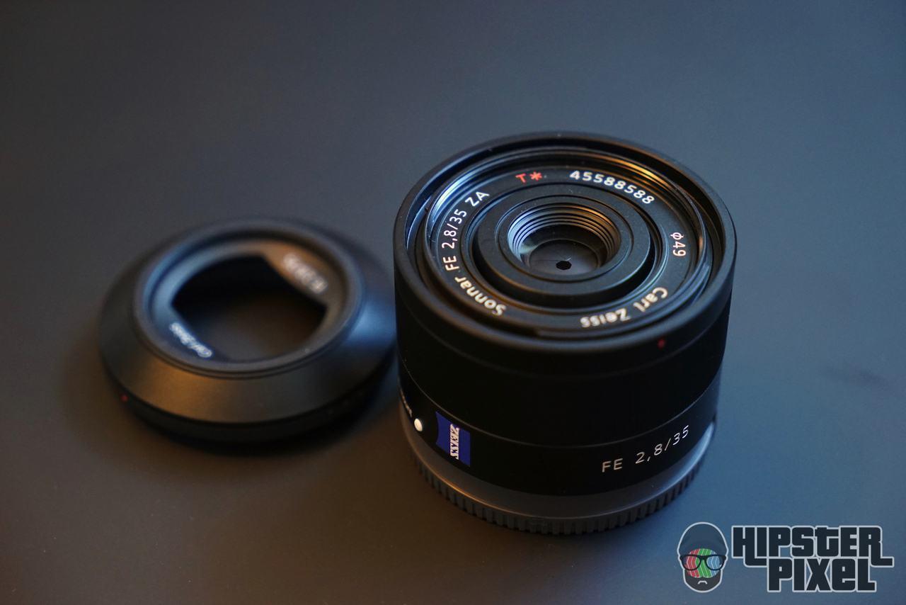 Sony FE 35mm f/2.8