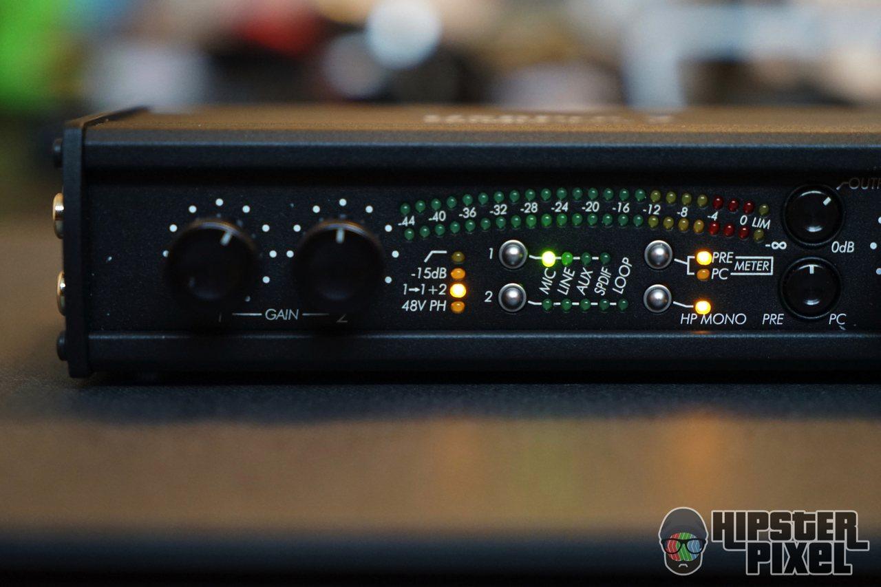 USBPre 2 by Sound Devices